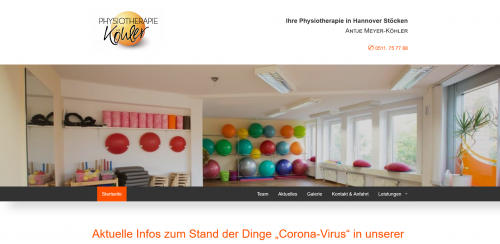 Firmenprofil von: Fit mit Smovey bei Hannovers Physiotherapie