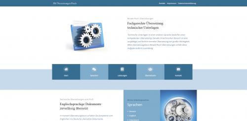 Firmenprofil von: Technische Übersetzungen für Unternehmen in Deutschland