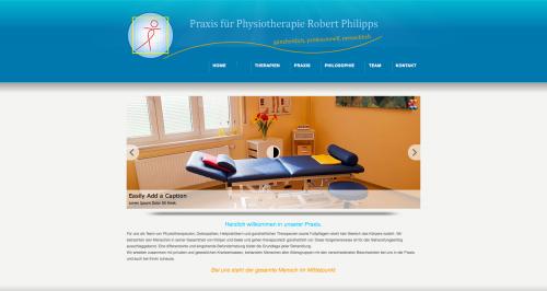Firmenprofil von: Osteopathie gesucht in Karlsruhe: Praxis für Physiotherapie Philipps