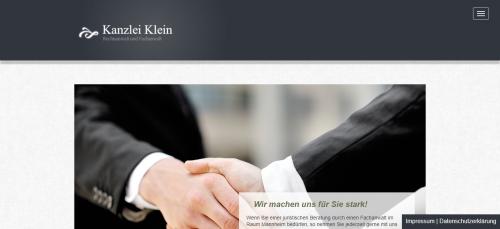 Firmenprofil von: Kanzlei Klein in Mannheim – Ihr Rechtsanwalt für Mietrecht und Wohnungseigentumsrecht