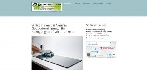 Firmenprofil von: Verlässliche Entrümpelungen in Geretsried und Umgebung: NERMIN Gebäudereinigung
