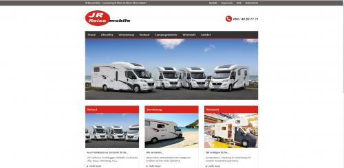 Firmenprofil von: Ab ins Grüne mit den Wohnmobilen: JR Reisemobile in Frankfurt