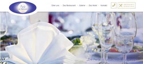 Firmenprofil von: Portugiesische Küche im Hotel-Restaurant Perle am Mühlenteich in Hagenow