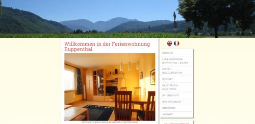 Firmenprofil von: Wunderschöne Ferienwohnung in Bad Krozingen im Schwarzwald
