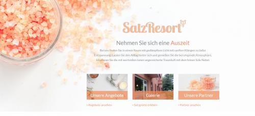 Firmenprofil von: Das SalzResort: Entspannen in der Berliner Salzgrotte