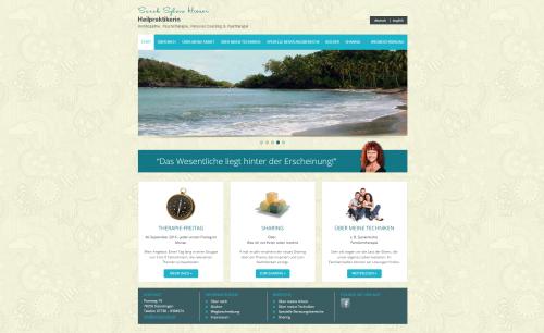 Firmenprofil von: Kinesiologie am Bodensee: Heilpraktikerin Sarah Sylvia Hiener
