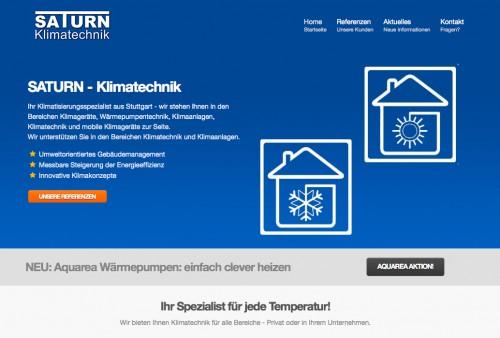 Firmenprofil von: Saturn-Klimatechnik Lang in Stuttgart