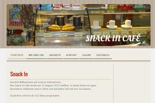 Firmenprofil von: Snack In – Frühstückscafé in Iserlohn
