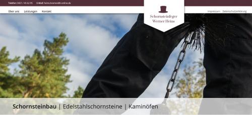 Firmenprofil von: Ihre Energieberater in Bremen – Schornsteinfeger Heins