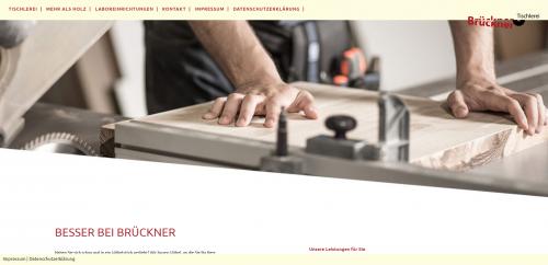 Firmenprofil von: Wertvolles Tischlerhandwerk bei der Schreinerei Brückner in Neuss