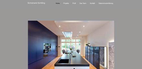 Firmenprofil von: Ihr Experte in Frankfurt: Schreinerei Udo Schilling