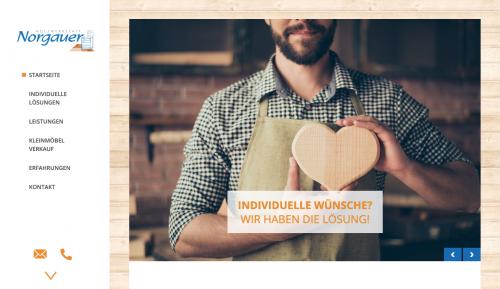 Firmenprofil von: Ihr Ansprechpartner für hochwertige Fußböden in Konstanz: Holzwerkstatt Norgauer