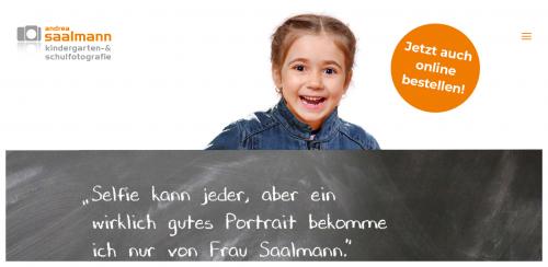 Firmenprofil von: Ihr Kindergartenfotograf für Mainz und das Rhein-Main-Gebiet: Fotostudio Andrea Saalmann