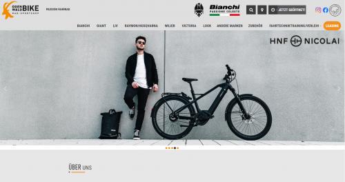 Firmenprofil von: Hochwertige Rennräder in Lorsch: Rad-Sportshop Odenwaldbike