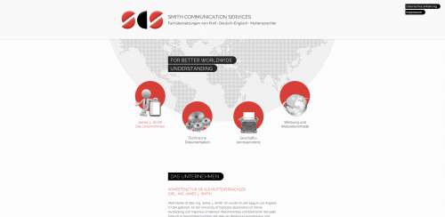 Firmenprofil von: Ihr Partner für Fachübersetzungen in Rottweil: Smith Communication Services