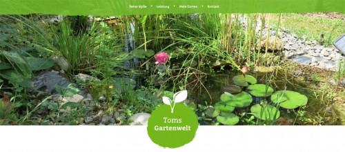 Firmenprofil von: Garten- und Landschaftsbau in Freiburg: Toms Gartenwelt verschönert Ihren Garten im Handumdrehen