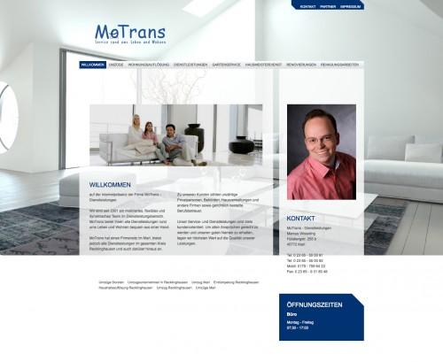 Firmenprofil von: Umzugsunternehmen in Marl: MoTrans - Dienstleistungen