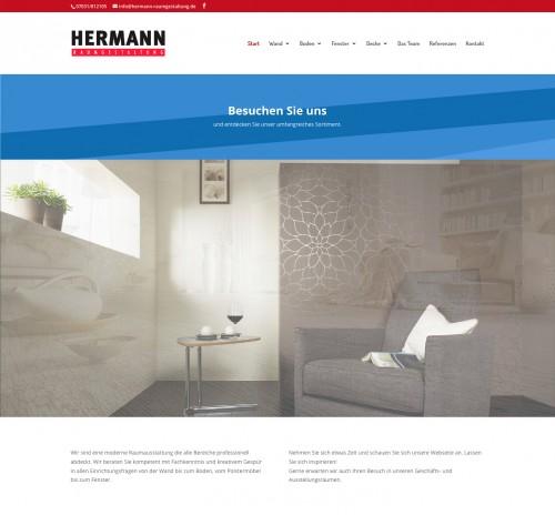 Firmenprofil von: Raumgestalter in Sindelfingen: Hermann Raumgestaltung