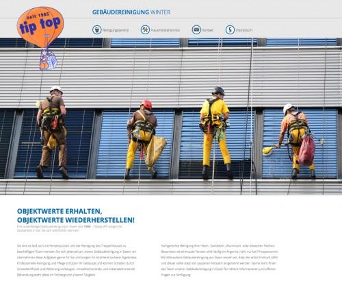 Firmenprofil von: Gebäudereinigung in Essen: Tip Top Reinigungs- und Hausmeisterservice