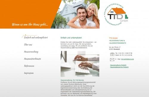 Firmenprofil von: Ausgezeichneter Hausmeisterdienst in Dreieich – TTD GmbH