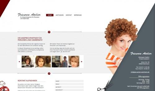 Firmenprofil von: Friseur Atelier Kasikci in Weinheim