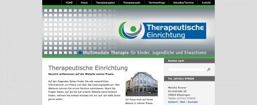 Firmenprofil von: EMDR-Therapie in Göppingen: Therapeutische Einrichtung Walter