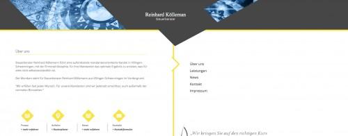 Firmenprofil von: Zufriedenheit für Mandanten: Steuerbüro Köllemann in Villingen-Schwenningen