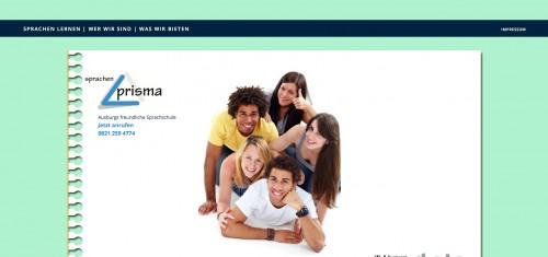 Firmenprofil von: Sprachen Prisma: Ihre Sprachschule in Augsburg