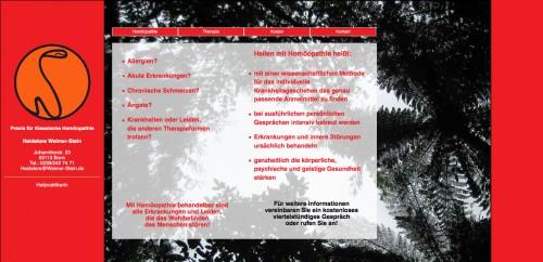 Firmenprofil von: Praxis für klassische Homöopathie: Heidelore Weimer-Stein in Bonn