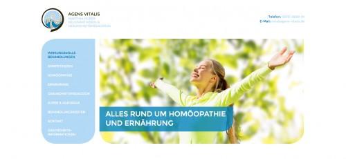 Firmenprofil von: Stressmanagement Mainburg: Praxis für klassische Homöopathie, Gesundheit und Ernährungsberatung