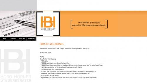 Firmenprofil von: Individuelle Steuerberatung in Brandenburg