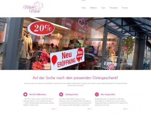 Firmenprofil von: Aktuelle Trends für Damen: Modeboutique Michi´s Mode mit Herz in Eitorf