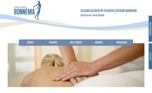 Firmenprofil von: Kiefergelenkstherapie in Wesel - Therapiezentrum Bonnema