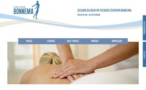 Firmenprofil von: Therapiezentrum Bonnema in Wesel
