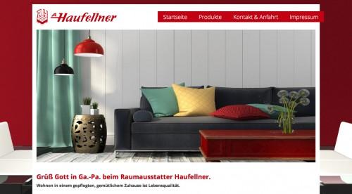 Firmenprofil von: Raumausstatter Haufellner GmbH Meisterbetrieb in Garmisch-Partenkirchen