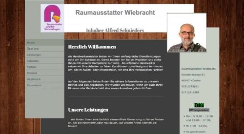 Firmenprofil von: Raumausstatter in Münster: Raumausstatter Wiebracht