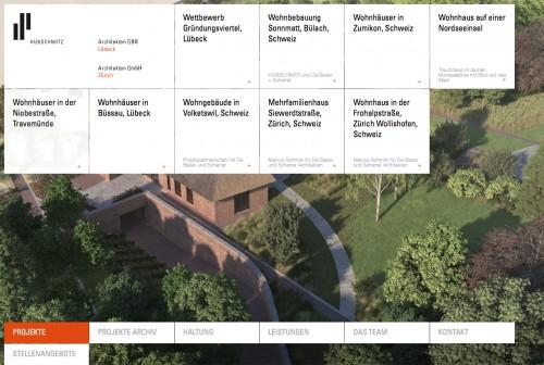Firmenprofil von: Architekturbüro HUBSCHMITZ Architekten GbR in Lübeck