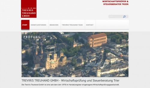 Firmenprofil von: Erfahrener Wirtschaftsprüfer in Trier: Treviris Treuhand GmbH