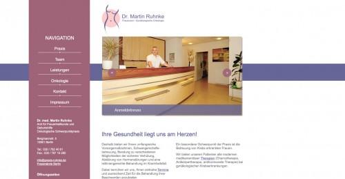 Firmenprofil von: Schwangerschaftsbetreuung in der Praxis für Gynäkologie Dr. Martin Ruhnke in Berlin