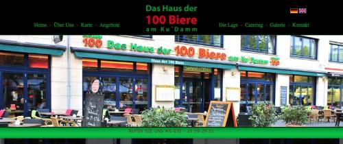 Firmenprofil von: Mehr als Bier: Ihr Restaurant in Berlin Charlottenburg