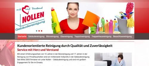 Firmenprofil von: Gebäudereinigung Nollen: Ihr Partner für alle Reinigungsarbeiten in Ahrensburg und Umgebung