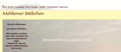Firmenprofil von: Pension Mehlemer Stübchen in Bonn