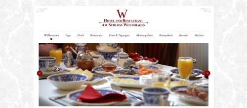 Firmenprofil von: Entspannende Urlaubstage im Hotel und Restaurant am Schloss Wolfshagen in Groß Pankow
