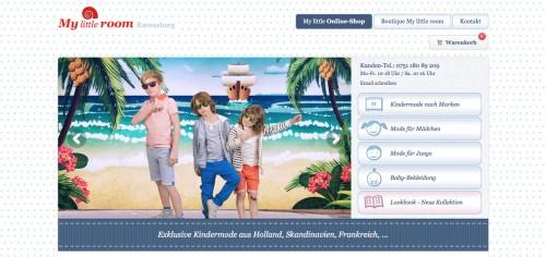 Firmenprofil von: Wunderschöne Kindermode In Baden Württemberg: Kinderboutique My Little Room