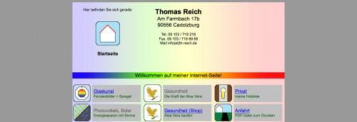 Firmenprofil von: Solarstrom in Cadolzburg: Photovoltaik-Anlagen von Thomas Reich