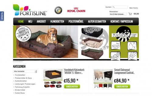 Firmenprofil von: Polstermöbel Onlineshop: www.fortisline.de