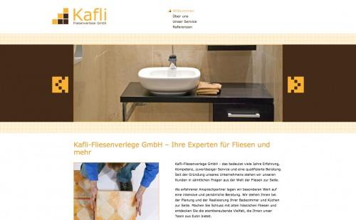 Firmenprofil von: Kafli-Fliesenverlege GmbH