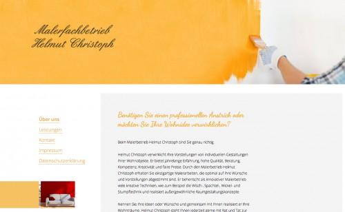 Firmenprofil von: Ein professioneller Anstrich vom Malerfachbetrieb