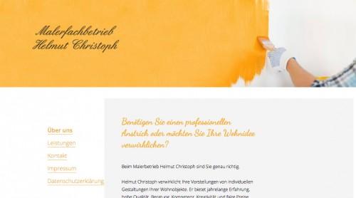 Firmenprofil von: Malerfachbetrieb Christoph bei Cottbus