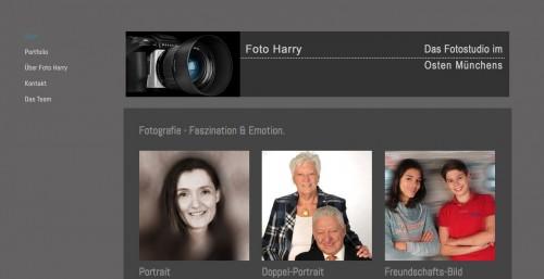 Firmenprofil von: Foto Harry: Fotostudio in München